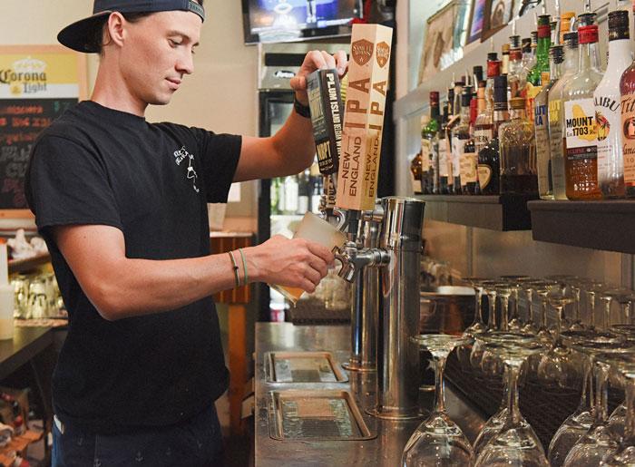Wolfetrap Bartender