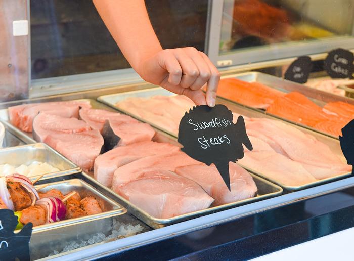 Wolfetrap Fish Market